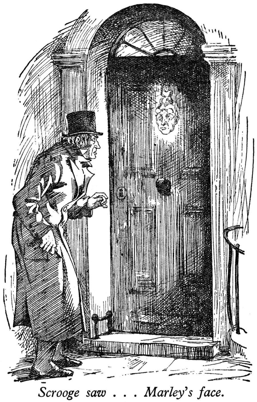 A Christmas Carol Scrooge Drawing Easy.Nonsense Christmas Nonsensical Times